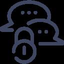 Blocked Message Icon