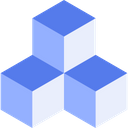 Blocks Blockchain Block Icon