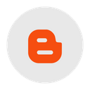 Blogger Internet Blog Icon