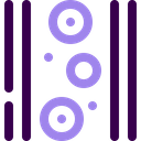 Blood Vessels Icon