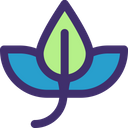 Bloom Flower Nature Icon