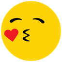 Blowing Kiss Icon