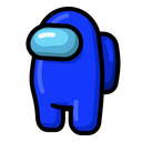 Blue Free Character Icon