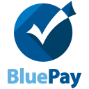 Blue Pay Payment Icon