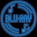 Blueray Cd Dvd Icon