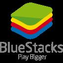 Bluestacks Company Brand Icon
