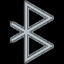 Bluetooth Headphone Portable Icon