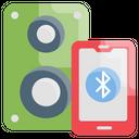 Bluetooth Speaker Icon