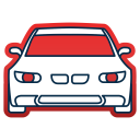 Bmw Transportation Vehicle Icon
