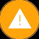 Board Notice Road Icon