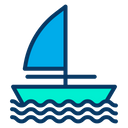 Sea Holiday Vacation Icon