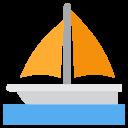 Boat Resort Sea Icon