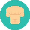 Bodybuilding Fitness Workout Icon