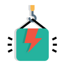 Bolt Electricity Thunder Icon