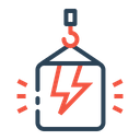 Bolt Electricity Thunder Icon