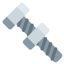 Bolt Nut Tool Icon