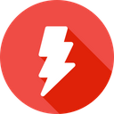 Bolt Thunder Electricity Icon