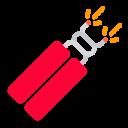 Bomb Crackers Diwali Icon