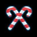 Bonbon Candy Stick Icon