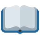 Book Cover Education Icon