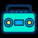 Music Radio Sound Icon