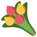 Bouquet Flower Smell Icon