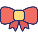 Bow Necktie Bow Tie Knot Icon