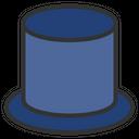 Bowler Hat Hat Man Icon