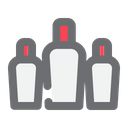 Bowling Game Pins Icon