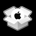 Box Apple Icon