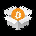 Box Bitcoin Icon