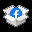 Box Facebook Icon