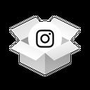 Box Instagram Icon