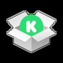 Box Kickstarter Icon