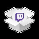 Box Twitch Icon