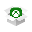 Box Xbox Icon