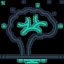 Brain Human Memory Icon