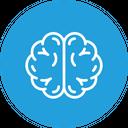 Brain Personal Development Icon