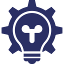 Brainstorming Idea Strategy Icon