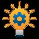 Brainstorming Idea Creative Icon