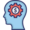 Brainstorming Business Idea Business Innovation Icon