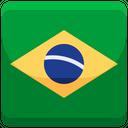 Brazil Country Flag Flag Icon