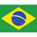 Brazil Flag Country Icon