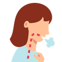 Breathing Problem Icon