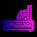 Broadband Router Wifi Icon