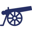 Bronze Cannon Icon