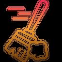 Broom Stick Icon