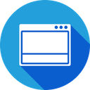 Browser Webpage Page Icon