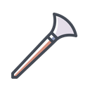 Brush Paint Drawing Icon
