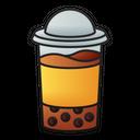 Bubble Tea Bubble Tea Icon